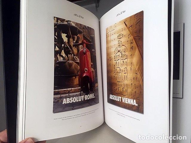 Libros de segunda mano: Absolut Legacy (Over 30 years of Absolut creativity) Absolut Vodka. Marketing. Diseño - Foto 5 - 183452220
