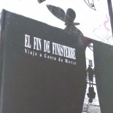 Libros de segunda mano: EL FIN DE FINISTERRE, FOTOLIBRO GALLEGO, XURXO LOBATO. Lote 183670862