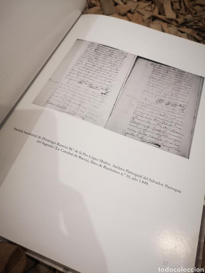 Libros de segunda mano: Domingo López Muñoz 1848 1921 su vida y su obra, fotógrafo - Foto 5 - 183809723