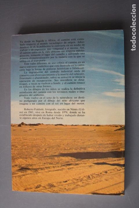 Libros de segunda mano: Mutación. Roberto Faidutti y Alberto Moravia. Ed. Iveco. Roma 1978 - Roberto Faidutti y Alberto Mora - Foto 2 - 183815250