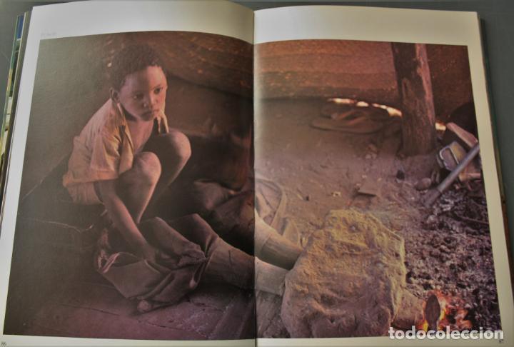 Libros de segunda mano: Mutación. Roberto Faidutti y Alberto Moravia. Ed. Iveco. Roma 1978 - Roberto Faidutti y Alberto Mora - Foto 5 - 183815250