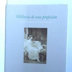 Libros de segunda mano: HISTORIA DE UNA PROFESIÓN. LOS FOTÓGRAFOS EN OVIEDO (1839-1936) FRANCISCO CRABIFFOSSE CUESTA. Lote 183840485