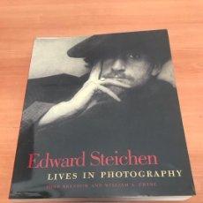 Libros de segunda mano: EDWAR STEICHEN: UNA EPOPEYA FOTOGRAFICA. Lote 183862628