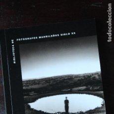 Livros em segunda mão: JUAN MANUEL CASTRO PRIETO, BIBLIOTECA DE FOTÓGRAFOS MADRILEÑOS. OBRA SOCIAL - CAJA MADRID, 1998. Lote 182757636