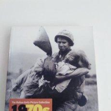Libros de segunda mano: 1970'S THE HUTTON GETTY PICTURE COLLECTION ( 1998 KONEMANN ) 394 PAGINAS EXCELENTE ESTADO. Lote 184067716