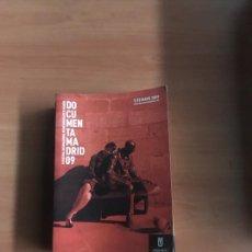 Libros de segunda mano: DOCUMENTA MADRID 09. Lote 184259683