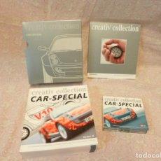Libros de segunda mano: CAR SPECIAL / CREATIV COLLECTION - DISEÑO INDUSTRIAL DE COCHES - ALEMANIA, 2004. Lote 185876927