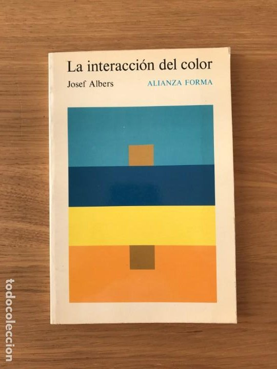 La Interacción Del Color De Josef Albers Sold Through Direct Sale 186236446