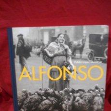 Libros de segunda mano: LIBRO CATALOGO FOTOGRAFICO ALFONSO 50 AÑOS HISTORIA DE ESPAÑA PUBLIO LOPEZ MONDEJAR. Lote 186334016