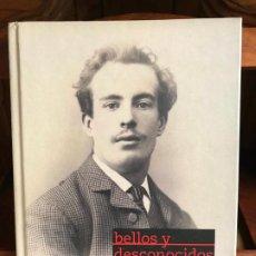 Libros de segunda mano: BELLOS Y DESCONOCIDOS. XOSÉ M. BUXÁN BRAN. LAERTES. 2015. Lote 186341840