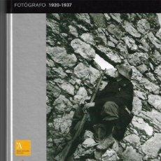 Libros de segunda mano: CONSTANTINO SUÁREZ FOTÓGRAFO. 1920-1937. Lote 178822622