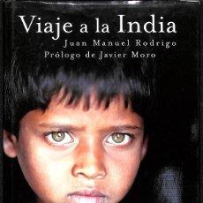 Libros de segunda mano: VIAJE A LA INDIA. Lote 186390137