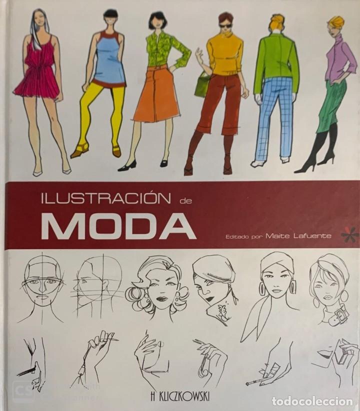 MAITE LAFUENTE. ILUSTRACIÓN DE MODA. BARCELONA, 2005. (Libros de Segunda Mano - Bellas artes, ocio y coleccionismo - Diseño y Fotografía)