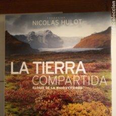 Libros de segunda mano: LA TIERRA COMPARTIDA. ELOGIO DE LA VIDEODIVERSIDAD. LUNWERG 2006. 381PGS. Lote 190635837