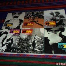 Libros de segunda mano: THE HULTON GETTY PICTURE COLLECTION 1930S 1940S 1960S 1970S 1980S 1990S Y EL MILENIO NORTEAMERICANO.. Lote 191330761