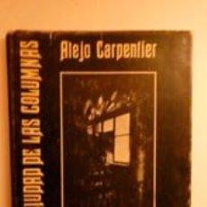 Livres d'occasion: LA CIUDAD DE LAS COLUMNAS. CARPENTIER, ALEJO. Lote 192000997