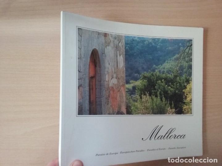 MALLORCA: PARAISO DE EUROPA - JAUME PALLICER (Libros de Segunda Mano - Bellas artes, ocio y coleccionismo - Diseño y Fotografía)