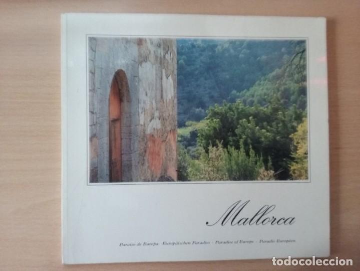 Libros de segunda mano: MALLORCA: PARAISO DE EUROPA - JAUME PALLICER - Foto 2 - 192037483
