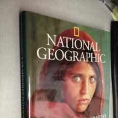 Livres d'occasion: NATIONAL GEOGRAPHIC: LAS MEJORES FOTOGRAFÍAS / LEAH BENDAVID-VAL / RBA 1997. Lote 192166196