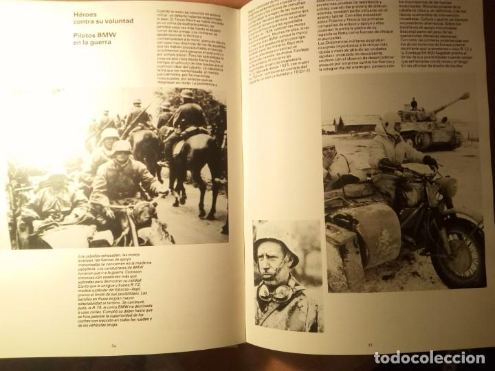 Libros de segunda mano: LIBERTAD SOBRE DOS RUEDAS BMW CARÁCTER DE UNA MARCA DE MOTOCICLETAS GEROLD LINGNAU - Foto 2 - 192839200
