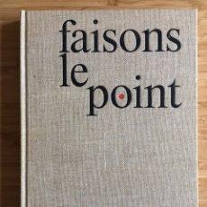 Libros de segunda mano: CENT ALPHABETS DE BASE POUR SERVIR À L'ÉTUDE DE LA TYPOGRAPHIE DU DEMI-SIÈCLE / MAXIMILIEN VOX. 1963. Lote 193809888