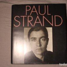 Libros de segunda mano: PAUL STRAND. AN AMERICAN VISION. SARAH GREENOUGH. Lote 193831957