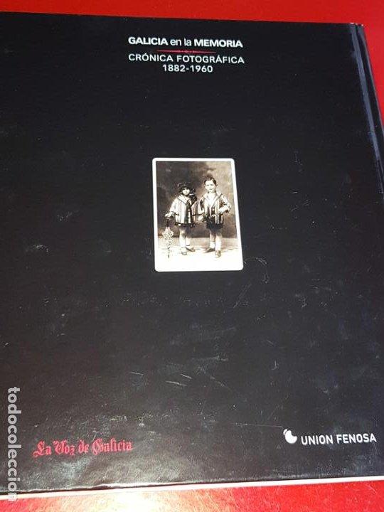 Libros de segunda mano: LIBRO-GALICIA EN LA MEMORIA-CRÓNICA FOTOGRÁFICA-1802/1960-VER FOTOS - Foto 3 - 194209292