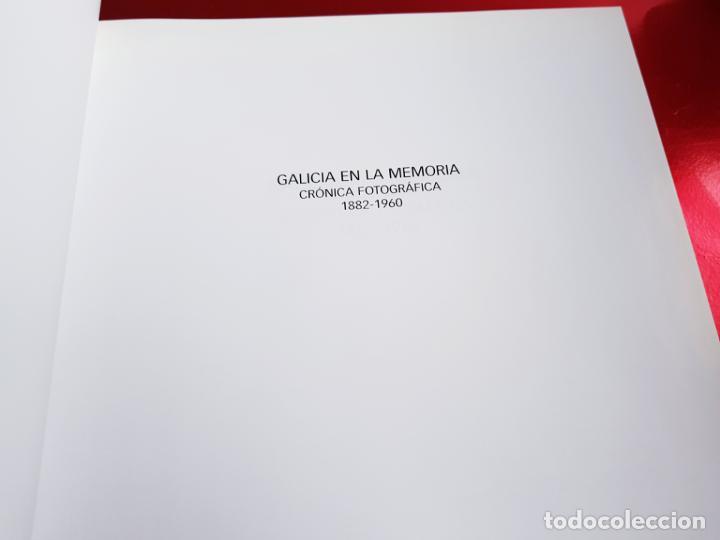 Libros de segunda mano: LIBRO-GALICIA EN LA MEMORIA-CRÓNICA FOTOGRÁFICA-1802/1960-VER FOTOS - Foto 4 - 194209292