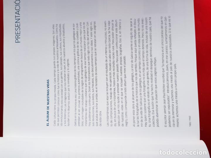 Libros de segunda mano: LIBRO-GALICIA EN LA MEMORIA-CRÓNICA FOTOGRÁFICA-1802/1960-VER FOTOS - Foto 8 - 194209292