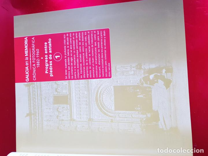 Libros de segunda mano: LIBRO-GALICIA EN LA MEMORIA-CRÓNICA FOTOGRÁFICA-1802/1960-VER FOTOS - Foto 14 - 194209292