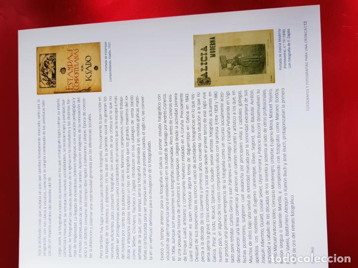 Libros de segunda mano: LIBRO-GALICIA EN LA MEMORIA-CRÓNICA FOTOGRÁFICA-1802/1960-VER FOTOS - Foto 24 - 194209292