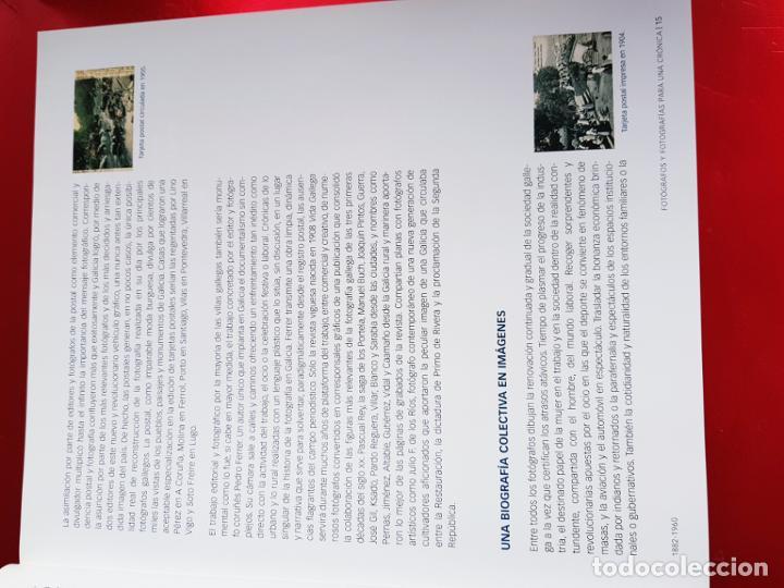 Libros de segunda mano: LIBRO-GALICIA EN LA MEMORIA-CRÓNICA FOTOGRÁFICA-1802/1960-VER FOTOS - Foto 25 - 194209292