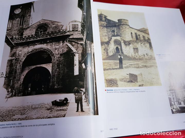 Libros de segunda mano: LIBRO-GALICIA EN LA MEMORIA-CRÓNICA FOTOGRÁFICA-1802/1960-VER FOTOS - Foto 28 - 194209292