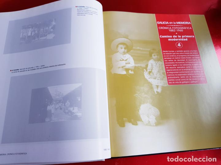 Libros de segunda mano: LIBRO-GALICIA EN LA MEMORIA-CRÓNICA FOTOGRÁFICA-1802/1960-VER FOTOS - Foto 29 - 194209292