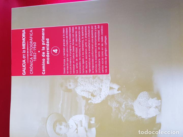 Libros de segunda mano: LIBRO-GALICIA EN LA MEMORIA-CRÓNICA FOTOGRÁFICA-1802/1960-VER FOTOS - Foto 30 - 194209292