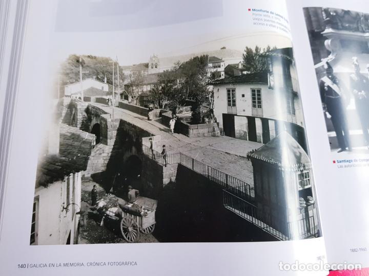 Libros de segunda mano: LIBRO-GALICIA EN LA MEMORIA-CRÓNICA FOTOGRÁFICA-1802/1960-VER FOTOS - Foto 31 - 194209292