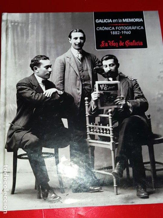 Libros de segunda mano: LIBRO-GALICIA EN LA MEMORIA-CRÓNICA FOTOGRÁFICA-1802/1960-VER FOTOS - Foto 38 - 194209292