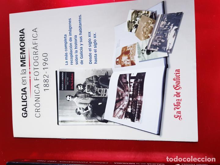 Libros de segunda mano: LIBRO-GALICIA EN LA MEMORIA-CRÓNICA FOTOGRÁFICA-1802/1960-VER FOTOS - Foto 49 - 194209292