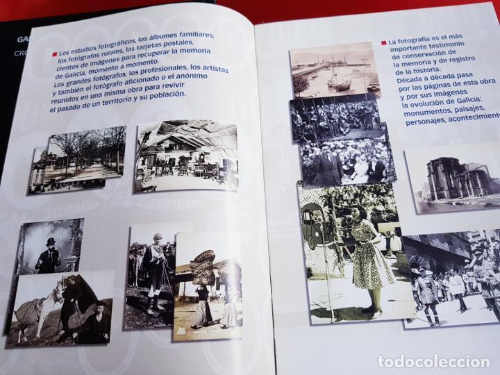 Libros de segunda mano: LIBRO-GALICIA EN LA MEMORIA-CRÓNICA FOTOGRÁFICA-1802/1960-VER FOTOS - Foto 50 - 194209292
