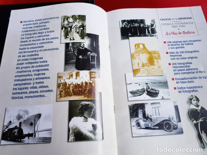 Libros de segunda mano: LIBRO-GALICIA EN LA MEMORIA-CRÓNICA FOTOGRÁFICA-1802/1960-VER FOTOS - Foto 51 - 194209292