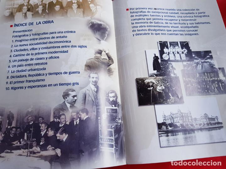 Libros de segunda mano: LIBRO-GALICIA EN LA MEMORIA-CRÓNICA FOTOGRÁFICA-1802/1960-VER FOTOS - Foto 52 - 194209292