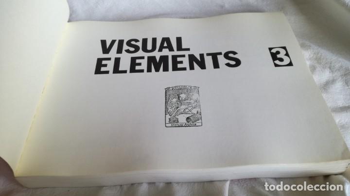 Libros de segunda mano: VISUAL ELEMENTS - 3 - MARKS AND PATTERNS CLIP ART - ROCKPORT PUBLISHERS - USA - Foto 2 - 194219737