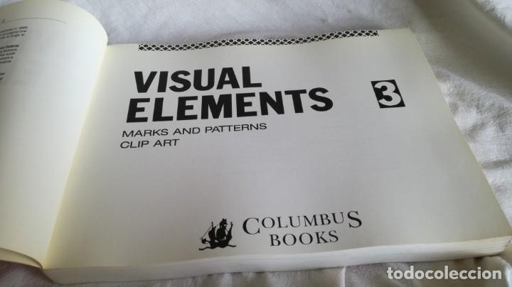 Libros de segunda mano: VISUAL ELEMENTS - 3 - MARKS AND PATTERNS CLIP ART - ROCKPORT PUBLISHERS - USA - Foto 3 - 194219737