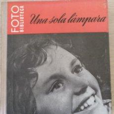 Libros de segunda mano: UNA SOLA LAMPARA Y VUESTRA CAMARA. - WADENOYEN, HUGO VAN.. Lote 194369480