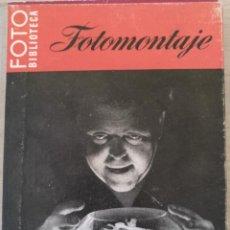 Libros de segunda mano: LOS FOTOMONTAJES. - DERIBERE, M.. Lote 194369488