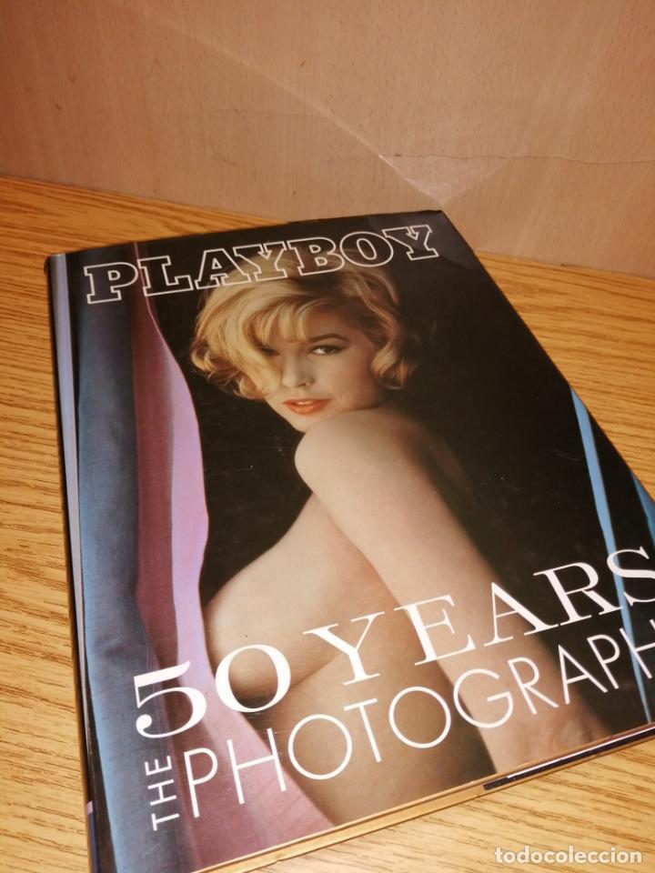 PLAYBOY: 50 YEARS (Libros de Segunda Mano - Bellas artes, ocio y coleccionismo - Diseño y Fotografía)