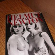Libros de segunda mano: HELMUT NEWTON: WORK. Lote 194526747