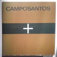 Libros de segunda mano: CAMPOSANTOS FOTOGRAFÍA LIBRO DOROTHY BENRIMO 1966. Lote 194723187