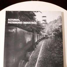 Libros de segunda mano: ASTURIAS, PATRIMONIO INDUSTRIAL,ALEJANDRO BRAÑA,TAPA DURA CON SOBRECUBIERTA. Lote 194725515