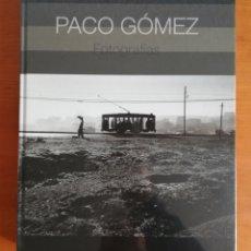 Libros de segunda mano: PACO GÓMEZ FOTOGRAFÍAS. Lote 194914027